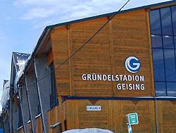 Eishalle Geising